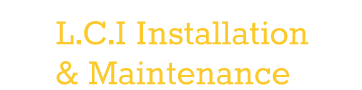 L.C.I Installation & Maintenance Ltd
